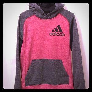 ADIDAS Climawarm Sweatshirt Hoodie Mens Size Small